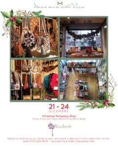 Christmas Temporary Shop